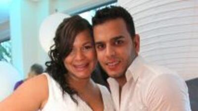 Tito 'El Bambino' y su mujer esperan un varón.