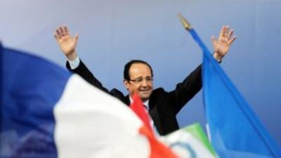 François Hollande asumió como nuevo presidente de Francia.
