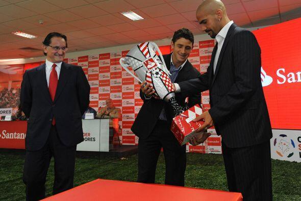 """""""Giuliano es un jugador muy joven, con mucho talento y un gran futuro"""",..."""
