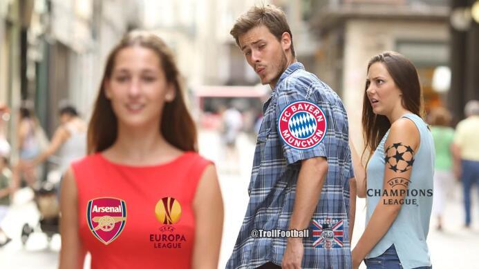 El PSG no tuvo piedad con el Bayern y los memes tampoco dkwjkkmwsaeokchj...