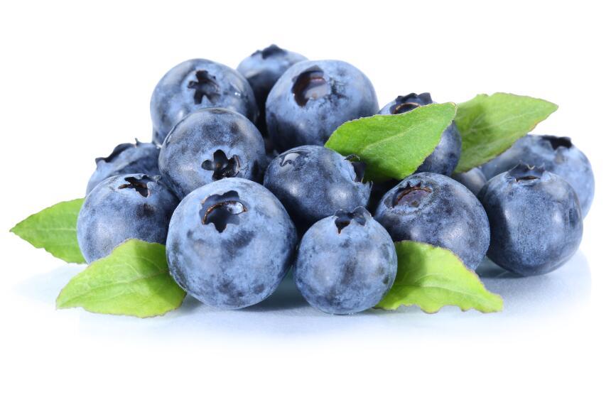 Arándanos. Son una gran fuente de antioxidantes, vitamina C, potasio y f...
