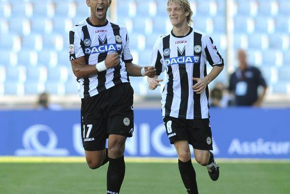 El equipo de Udine se metió a la casa del Bolonia y dominó a placer.