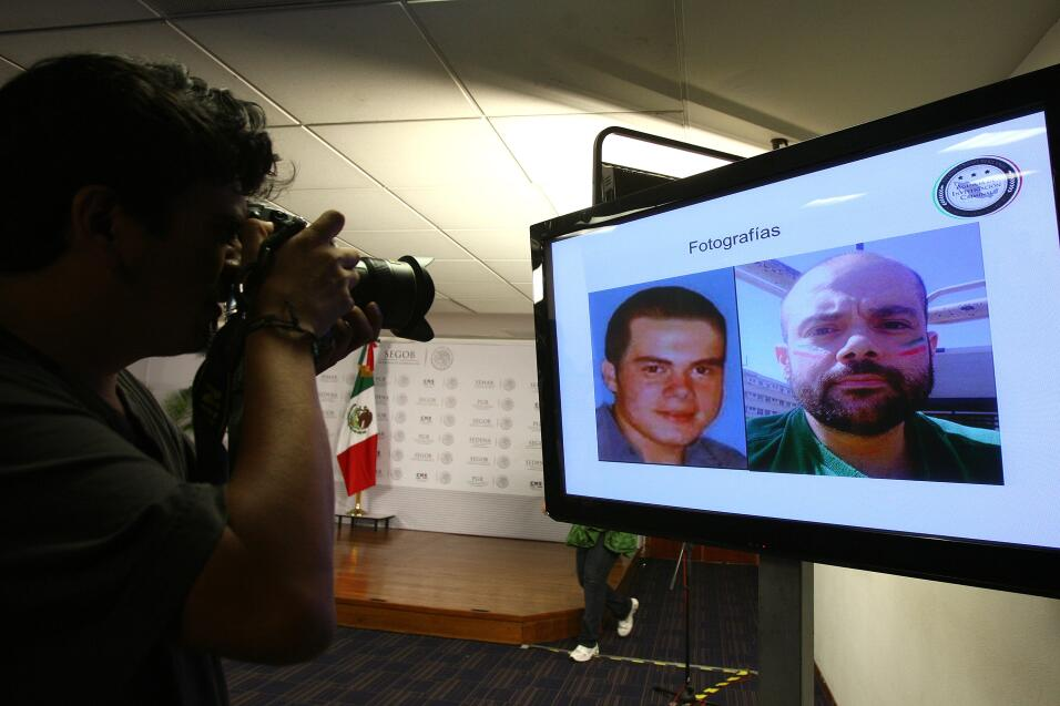 Fernando Sánchez Arellano 'El Ingeniero', detenido en junio de 2...