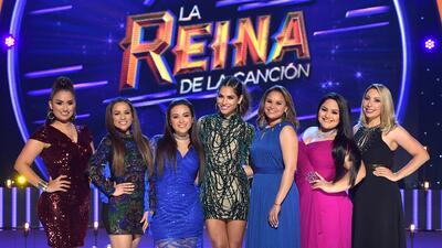 Seis chicas se pelean por ser La Reina de la Canción