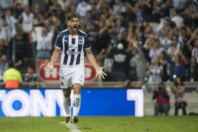 Nicolás Sánchez (Monterrey / Argentina) - 16 partidos jugados, 14 como t...