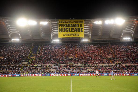 El estadio que recibió este último partido del torneo fue el Olímpico de...