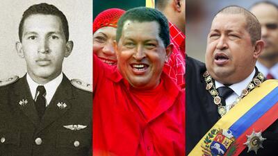 A 20 años de su llegada al poder: la controversial vida y muerte de Hugo Chávez en 25 fotos