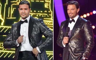 Pablo Montero vs. Julián Gil: ¿quién lució mejor?