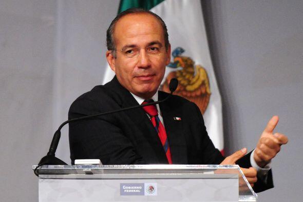 El propio presidente Felipe Calderón ha hecho bromas con esta fec...