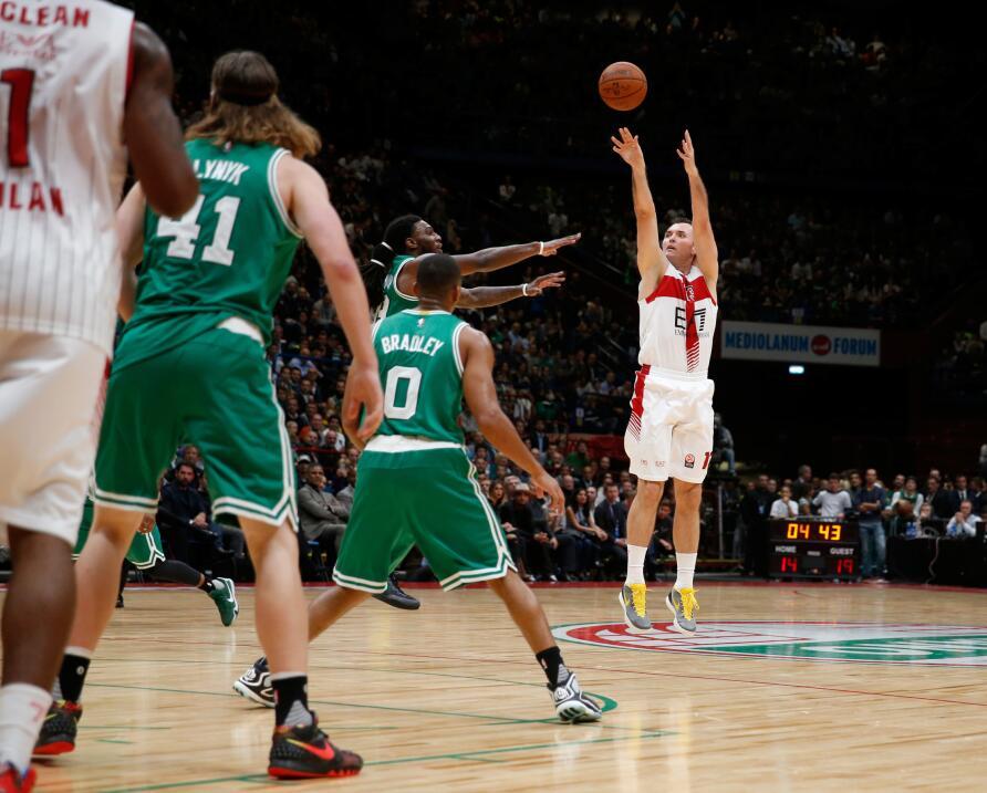 El Real Madrid recibirá a los Boston Celtics el jueves en el Barclaycard...