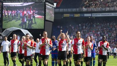 Feyenoord logra apretada victoria en la Eredivisie