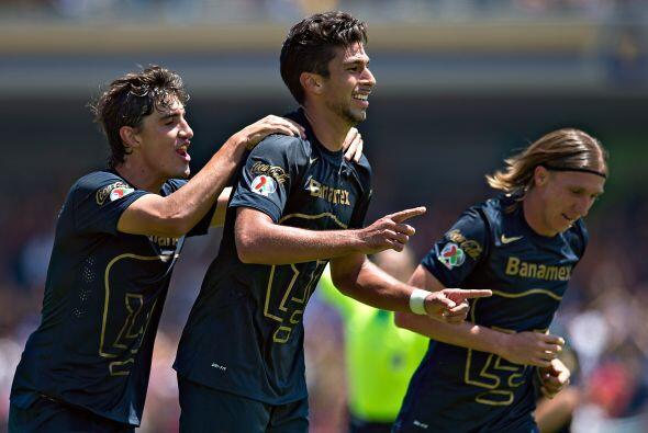 Los héroes del partido terminaron siendo Eduardo Herrera y Richard Ruíz,...