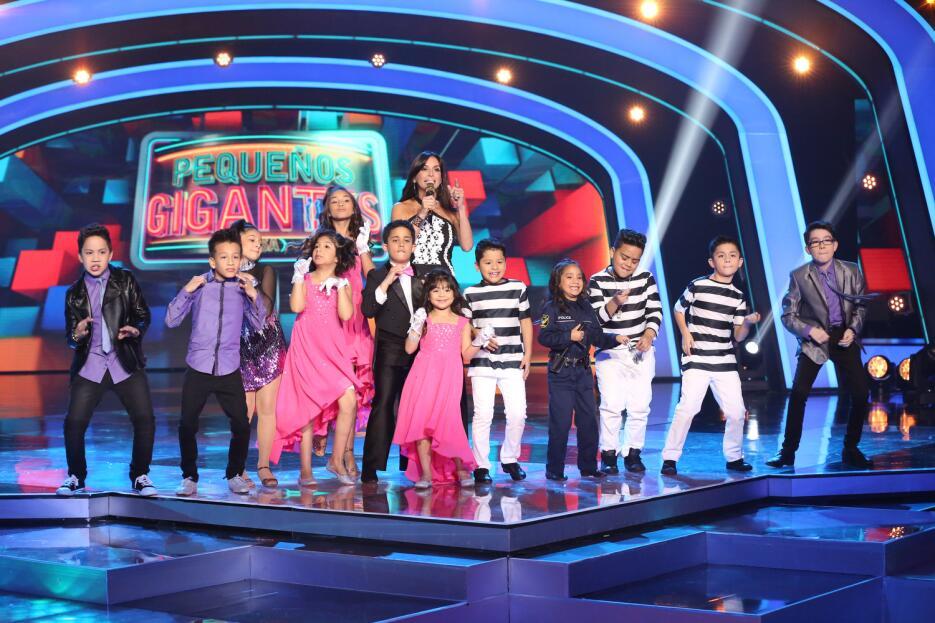 Las mejores fotos del trigesimoprimer show de Pequeños Gigantes USA.