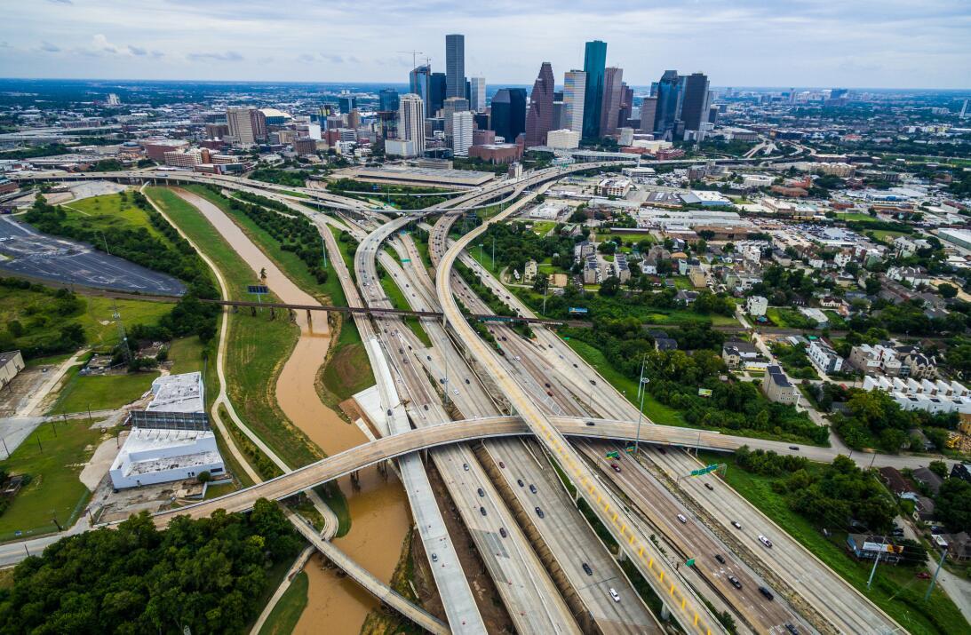 Estas son las diez ciudades de más crecimiento en Estados Unidos 8Housto...