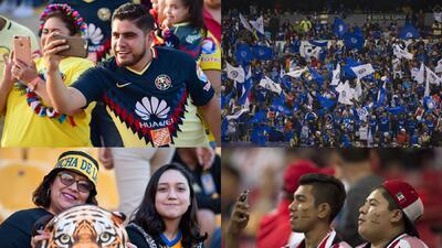 Los grandes líderes del Apertura 2018 en la Liga MX desde las tribunas