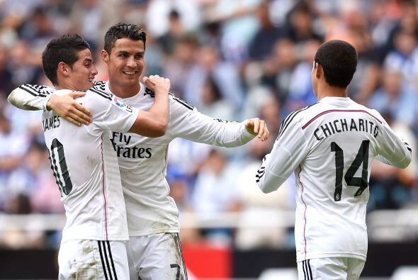 El 20 de septiembre del año pasado el Real Madrid visitó R...