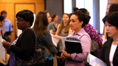 La tasa de desocupación fue menor a lo pronosticado por analistas, quien...
