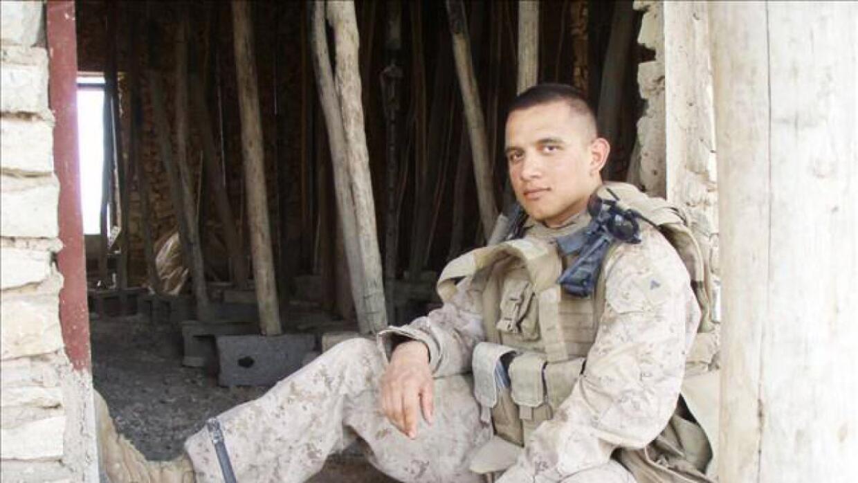Daniel Torres sirvió siete meses en Irak.