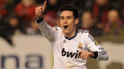 Callejón sale por segunda vez del club blanco, esta vez para Italia.