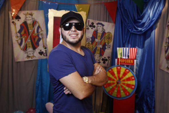 Gerardo Ortiz trae la actitud, los músculos y el 'sex appeal' a todo lo...