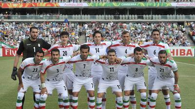 Nike rechaza calzar a la selección de Irán en el Mundial