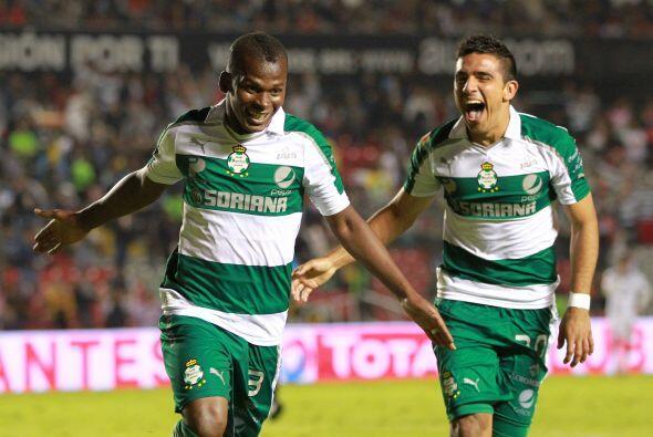 Darwin Quintero metió dos goles, dio un partido muy consistente y con su...