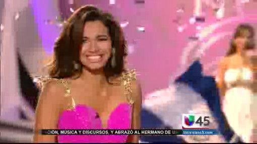 Marisela Demontecristo fue coronada como la nueva reina de Nuestra Belle...