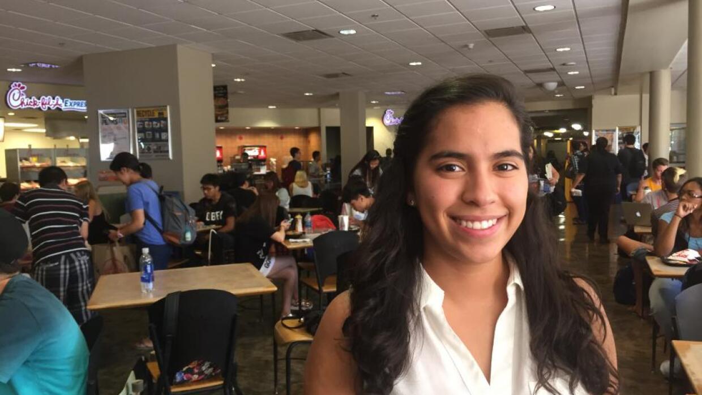 María José Quezada, de la Ciudad de México.