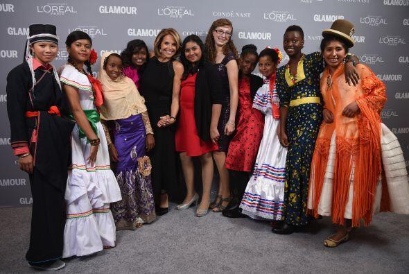 Admirables mujeres de varias etnias y comunidades fueron honradas en est...