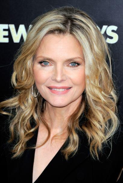 A Michelle Pfeifferlos años no le pasan, Tiene una piel envidiable y un...