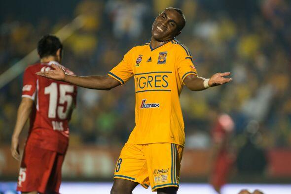 En el caso del ecuatoriano, tuvo un buen cierre de torneo con varios gol...