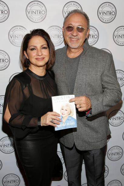 Emilio y Gloria Estefan.