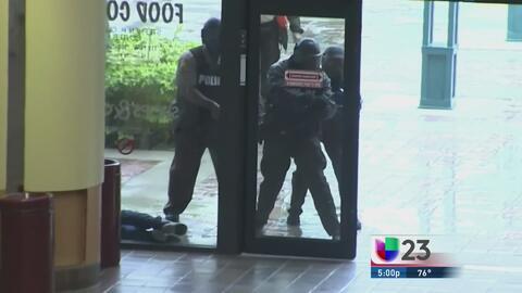 Simulacro antiterrorista en Miami-Dade