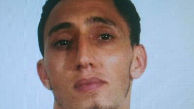 La foto facilitada por la Policía Nacional de Driss Oukabir, presunto at...