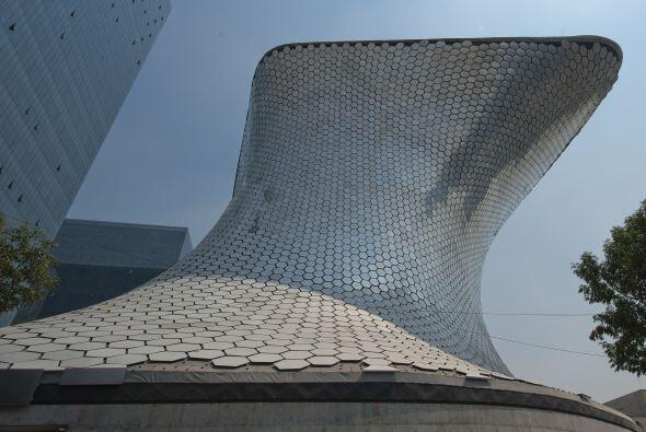 """""""Es un espacio gratuito para que lo visiten los mexicanos y extranjeros..."""