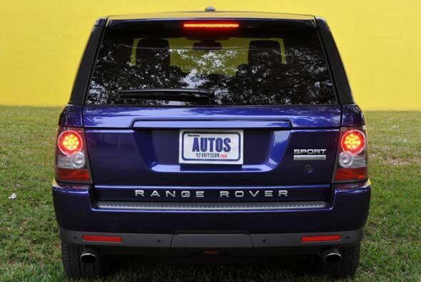 La Range Rover Sport es una excelente opción y su calidad marcará los es...