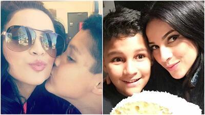 Carmen Ríos hizo una promesa a su hijo antes de desmayarse.