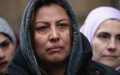 Francisca Lino presentó una demanda contra el gobierno federal.