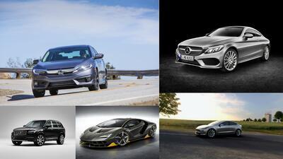 Las diez marcas de autos más buscadas en Google en 2016