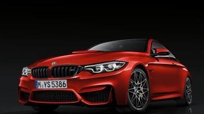 Así se ve el nuevo BMW M4 Coupé