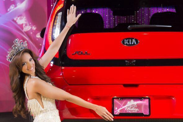 Aleyda imaginó tener su Kia Soul cuando se convirtió en la...