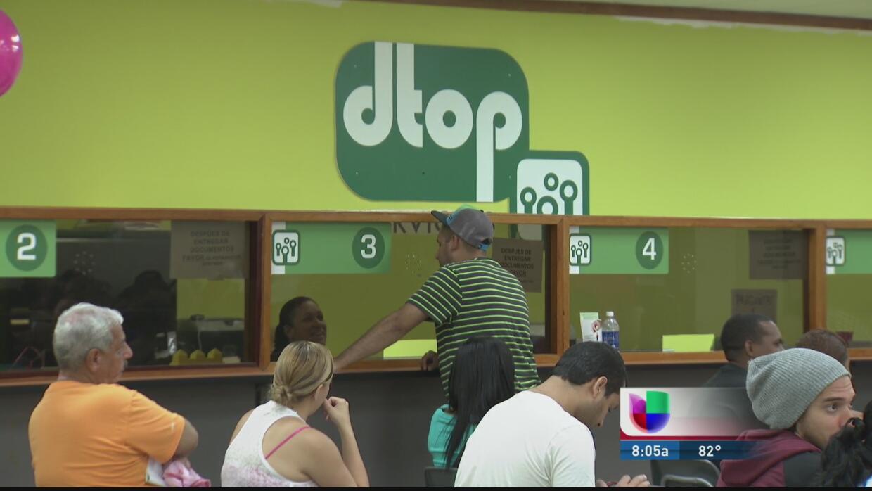Departamento de Transportación y Obras Públicas de Puerto Rico (DTOP)