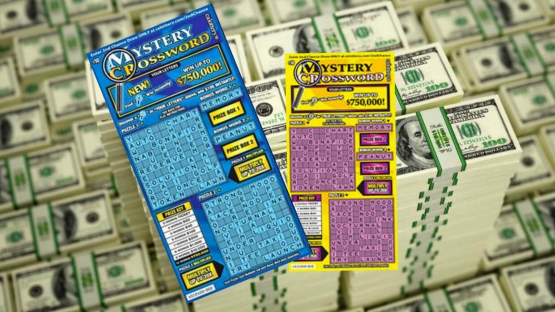 Camionero ganó $750,000 dólares con un boleto de 'rasca y...