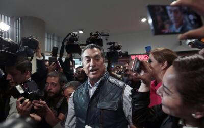 Jaime Rodríguez Calderón, alias 'El Bronco'