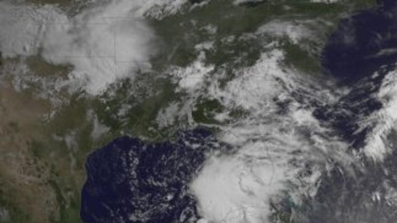Tormenta tropical. (Imagen de archivo)