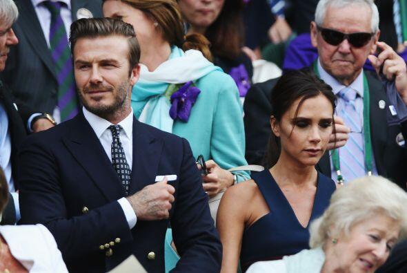 Los Beckham, siempre impecables. Mira aquí los videos más chismosos.