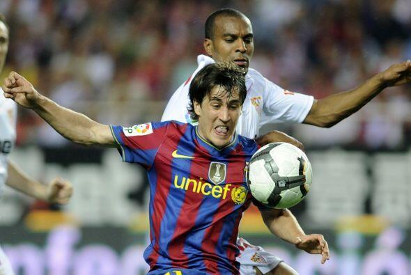 Barça fue dominador en todo el trámite del encuentro.