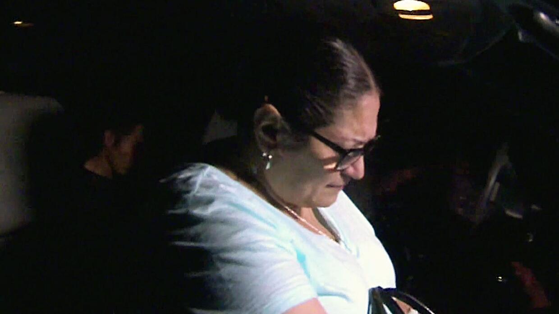 Teresa González estaba muy afectada por la muerte de Joan.