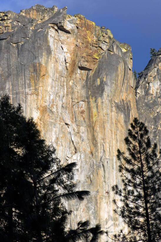Derrumbe Yosemite