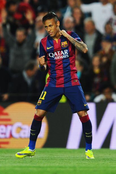 Por otro lado, el futbolista Neymar, en @neymarjr, tiene el 40% de segui...